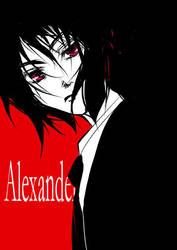 Alexander by shadychan
