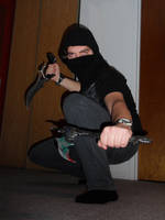 ninja-ish 9 by wykystock