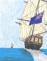 HMS Interceptor by CdreJohnPaulJones