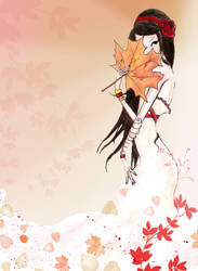 Oueen of Autumn by Lara-style