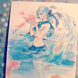 Botoru Miku by onedayfour
