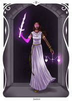 Justice - Shera by Oreramar