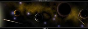 Solar System X 2.0 by zulu-zlo