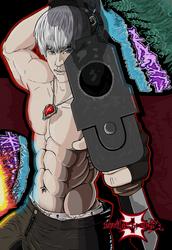DMC3: Dante the Son of Sparda by Atrum-Imperium