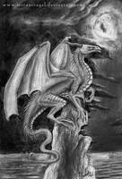 Dragon Tears by Raveruna