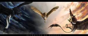 Guardians Of Elennya - Revisited by Raveruna
