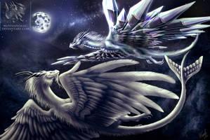 .: Wolkenreiter :. by Raveruna