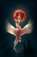 .: Blood Moon :. by Raveruna