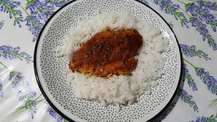 Pollo speziato/spicy chicken by Darennysmith