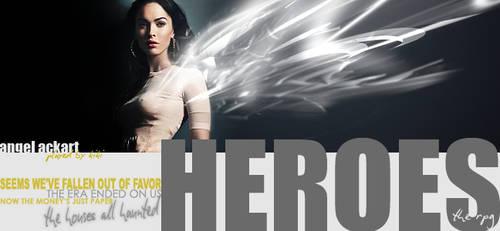 htr banner: angel ackart by bezerika14