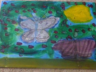 Butterflies by Fatimabella65