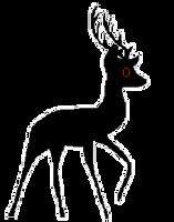 F2U deer pixel by deadmutts