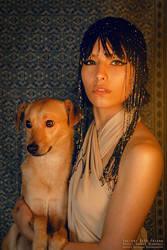 Ancient Best Friend by AngelaBermudez