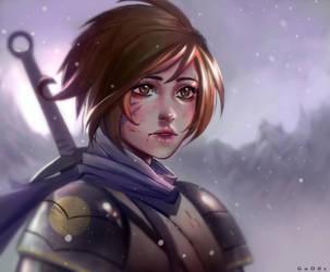 Warrior by GuD0c
