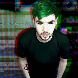 Antisepticeye - The Mark by chriscastielredy