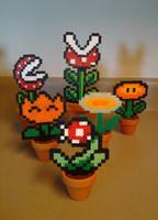 Sprite Plants by Artymesia