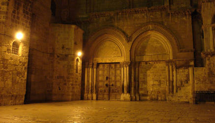 Sleeping Knights of the Holy Sepulchre by BricksandStones