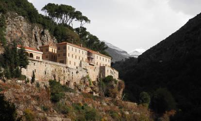 Maronite Mountains by BricksandStones