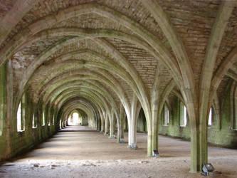 Cistercian Cellars by BricksandStones