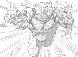 Ursa Minor Panel by MannixFrancisco