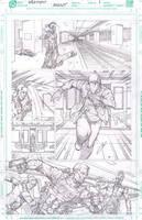Warpaint Page 01 by MannixFrancisco