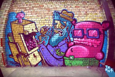 monster_skatepark part 1 by tronzero