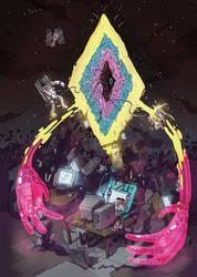 Space vagina by tronzero