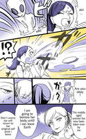 Alien Invasion page 8 (Translated) by SkinSuitLover123
