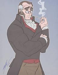 Mr. Thomas Harrison, Esq. by saylem