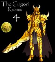 Kronos~ The Grigori 4 Horsemen by TheGrigoriAnime