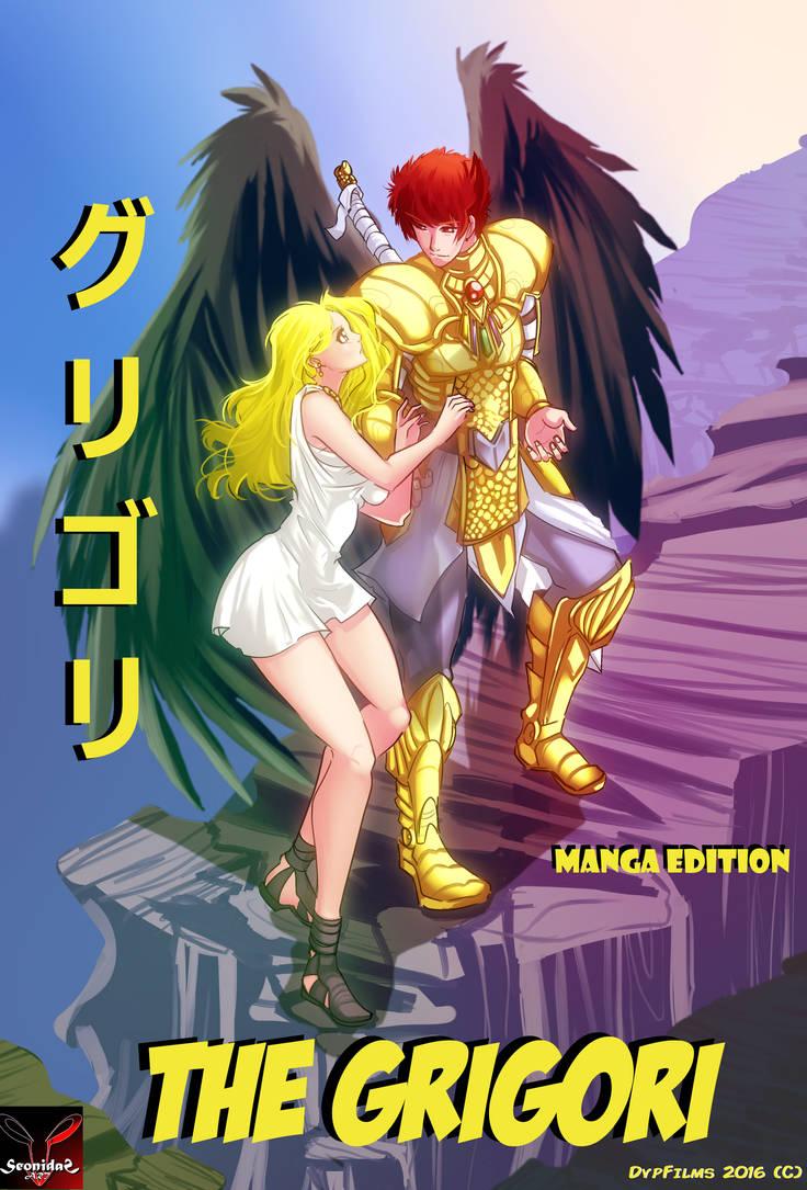 The Grigori Manga by TheGrigoriAnime