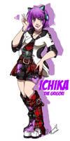 Ichika~ The Grigori by TheGrigoriAnime