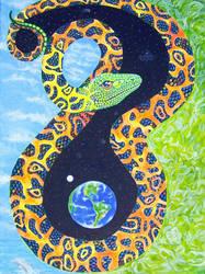 Sachamama Stargazer by Christine-Marsh