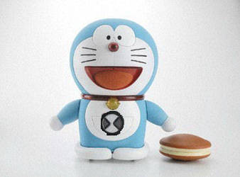 Doraemon by Ben10Boy