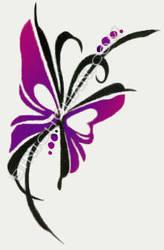 Bini's Butterfly by xxbcxx