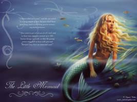 The Little Mermaid by tendertailz