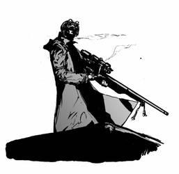 sniper by genocidalpenguin