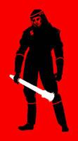 martian police - riot gear by genocidalpenguin