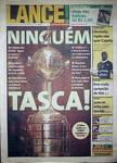 Jornal Lance | Palmeiras Campeao da Libertadores I by celeborn00