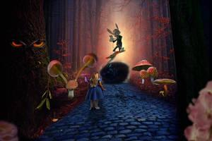 Wonderland-Final by crzykatz