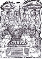 Ink fantasy: Delirium 1 by DA-Motive