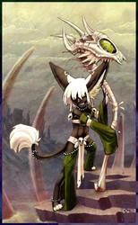 Mistress of the swamps by kilara