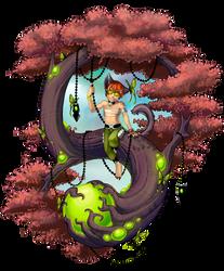 Ty's Tree by kilara