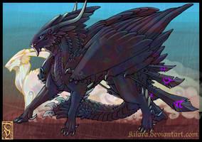 The Serpent Bearer by kilara