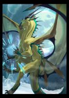 Mystwing Cyrakhis by kilara
