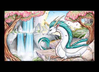 -Spirit of the River- by kilara