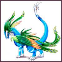 Colourful Brilliance by kilara