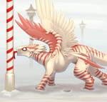 :Stuck CandyCain: by kilara