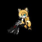 Marie the Fox by Taiyo-DeFurei