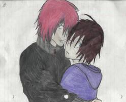 warm embrace by damienreeper